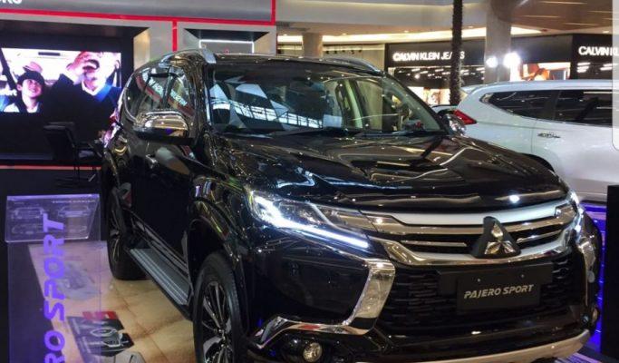 Harga Mitsubishi Pajero Sport