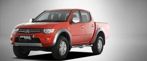 Harga Mitsubishi Triton Tangerang