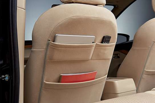 Seat Back Pocket Multifungsi
